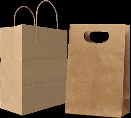 ქაღალდის ჩანთები